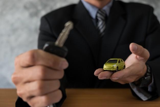 Perusahaan rental mobil